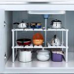 20 Compact Kitchen Organizers Under $20