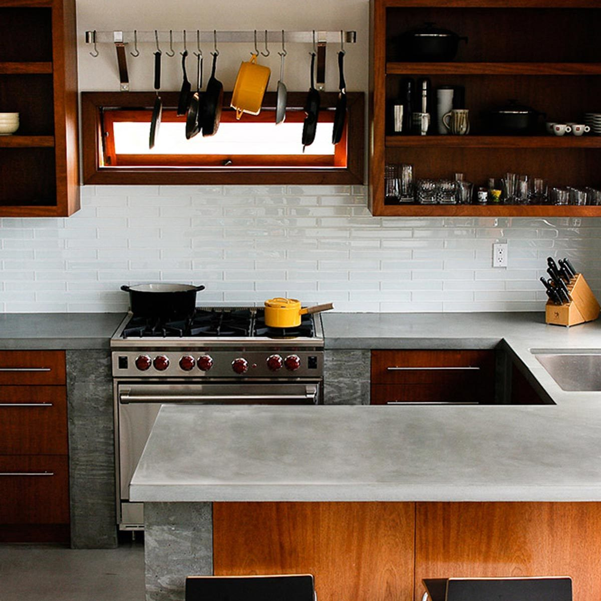 15 Concrete Countertops We Think Are Really Cool Family Handyman