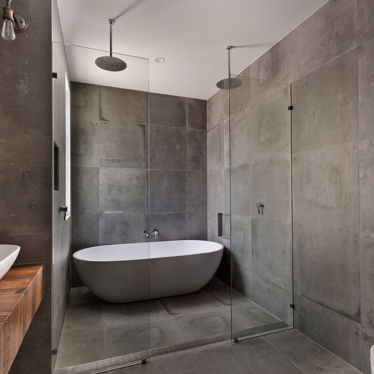 10 Genius Small Master Bathroom Ideas That Wow Family Handyman