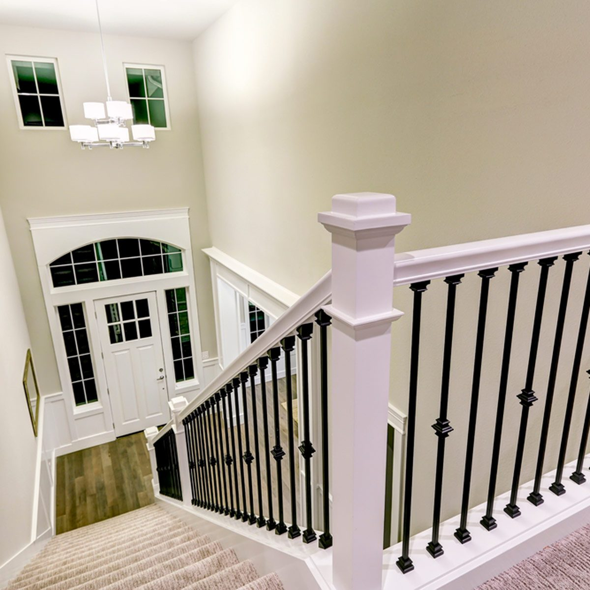 10 Ways To Freshen Up Outdated Banisters
