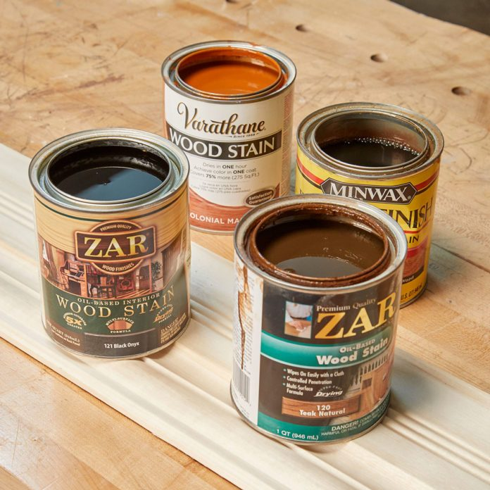 Why You Should Create a Stain Sample Board for Trim