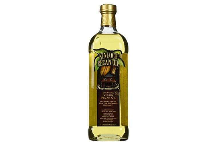 Kinloch Plantation Products Pecan Oil, One 1000 ML Bottle