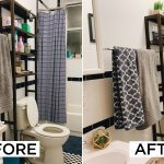 Before & After: Here's How I Redid My Bathroom Décor Under $100