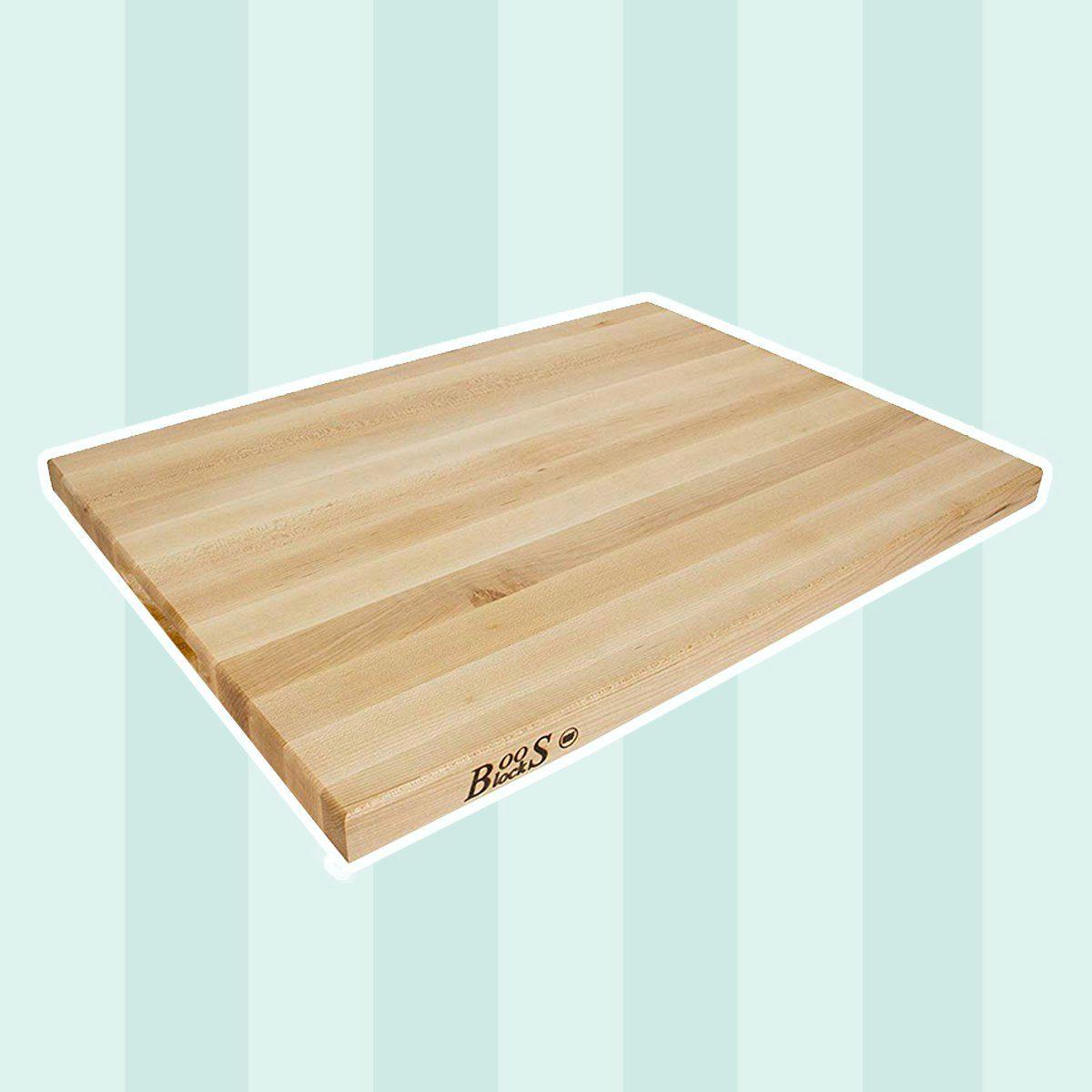 Big Wooden Cutting Board
