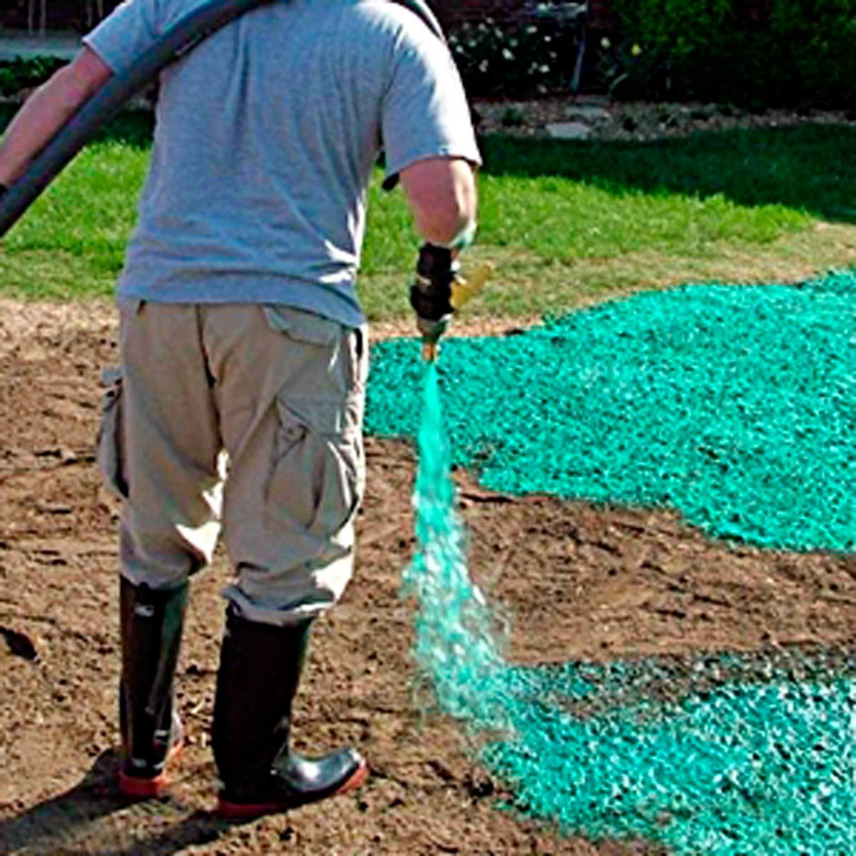 Should You Consider Hydroseeding For Your Lawn Family