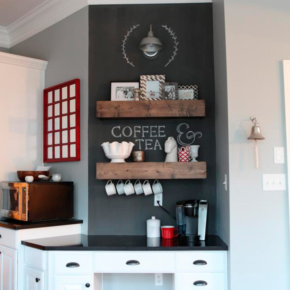 5 Brilliant Ways To Repurpose A Kitchen Desk Space Family