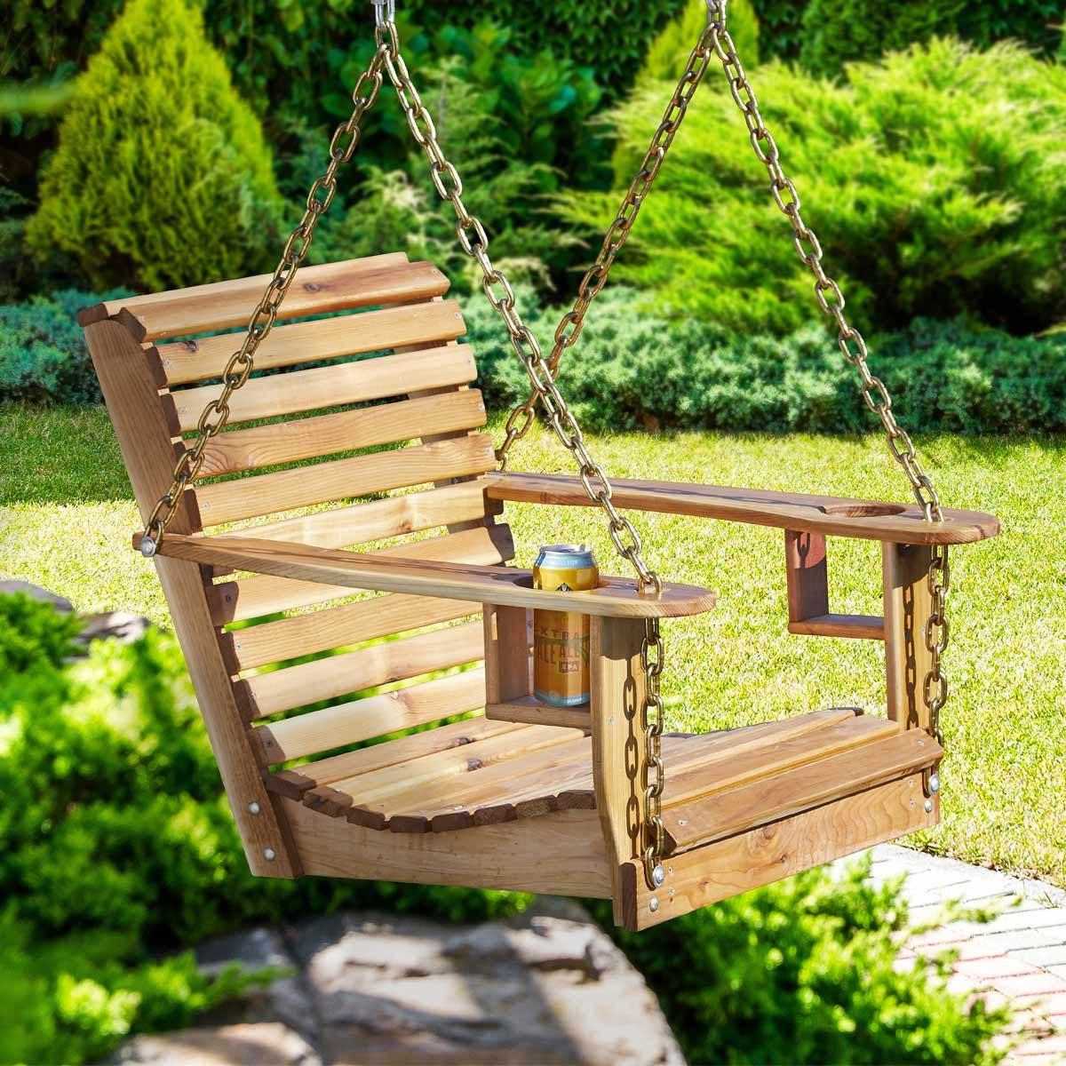 How to Build a Backyard Swing | The Family Handyman