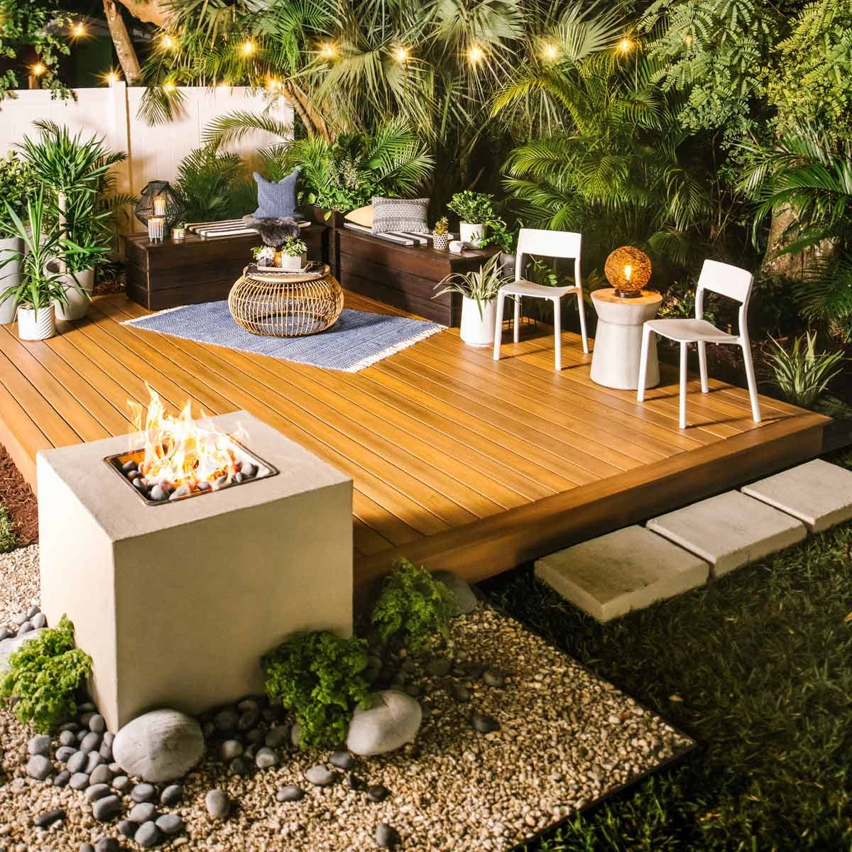 50 Brilliant Ways to Spruce Up Your Backyard This Summer
