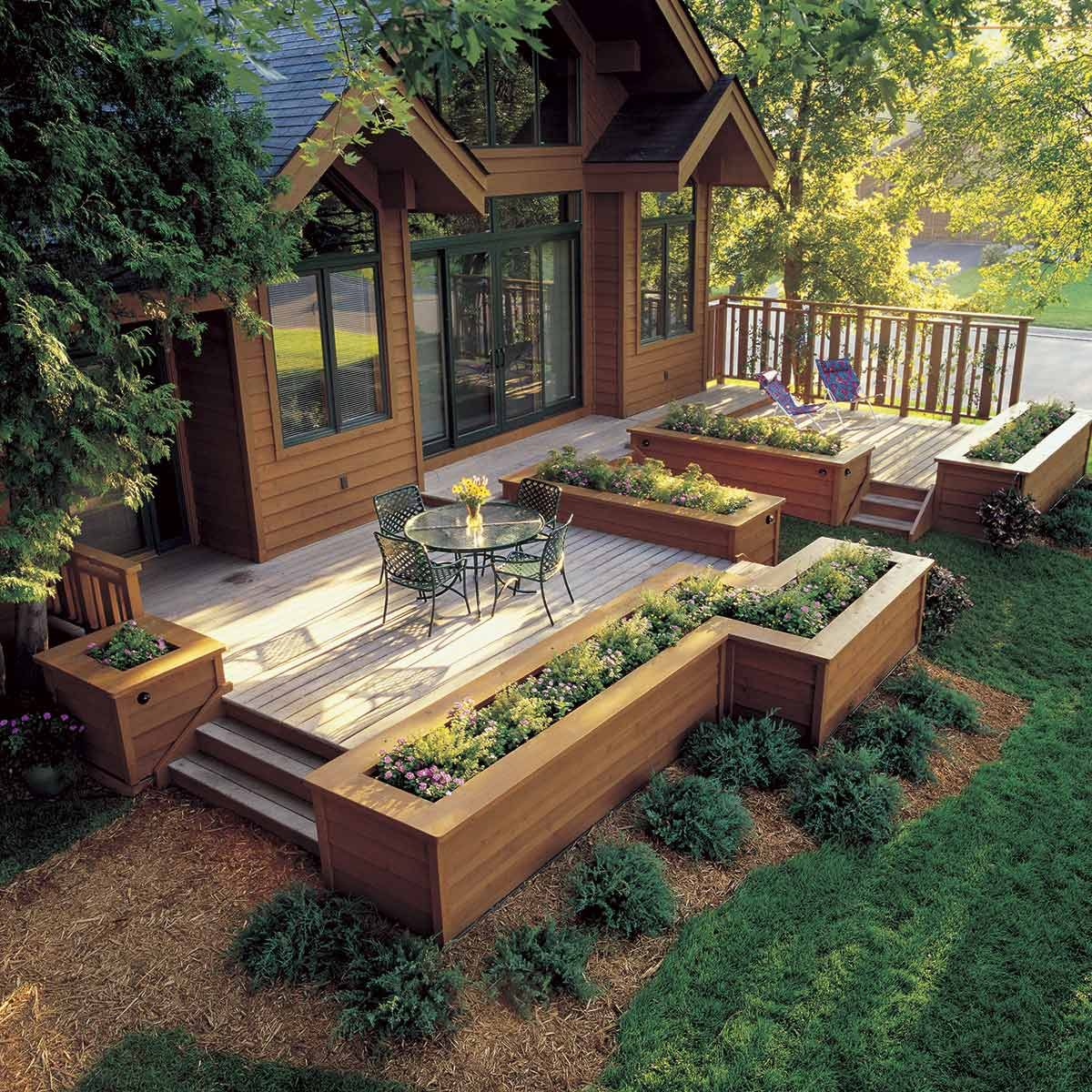 16 Gorgeous Deck And Patio Ideas You Can DIY