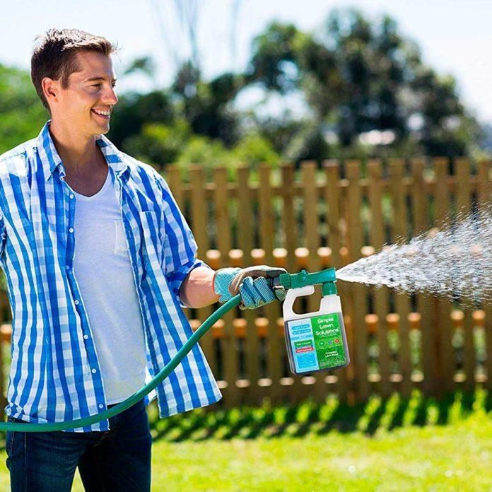 Liquid Lawn Fertilizer Guide