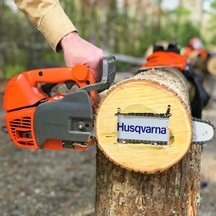 New Husqvarna Chain Saws Unveiled