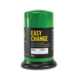 John Deere Easy Change Oil Filter Stops Messy Oil Changes