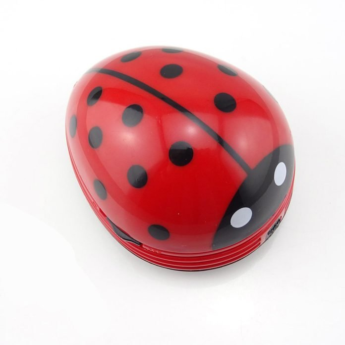 Ladybug-Desk-Cleaner