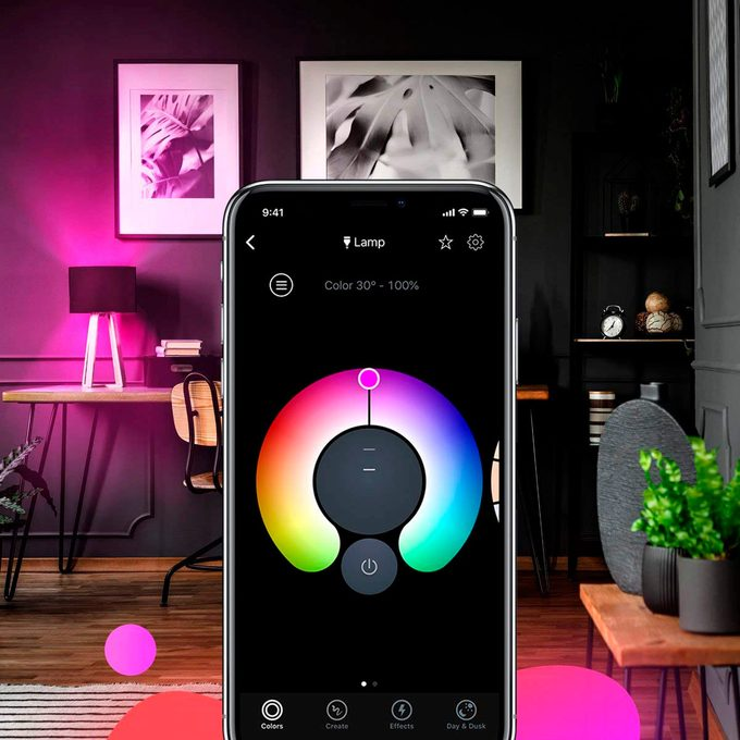 LED color changing light bulbs