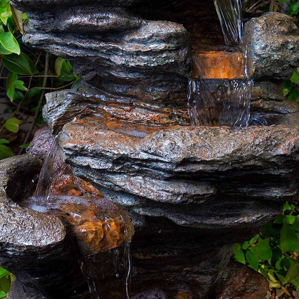 10 Dreamy Backyard Water Features You Can Buy | Family ...