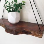 Reclaimed Wood Shelves We Love