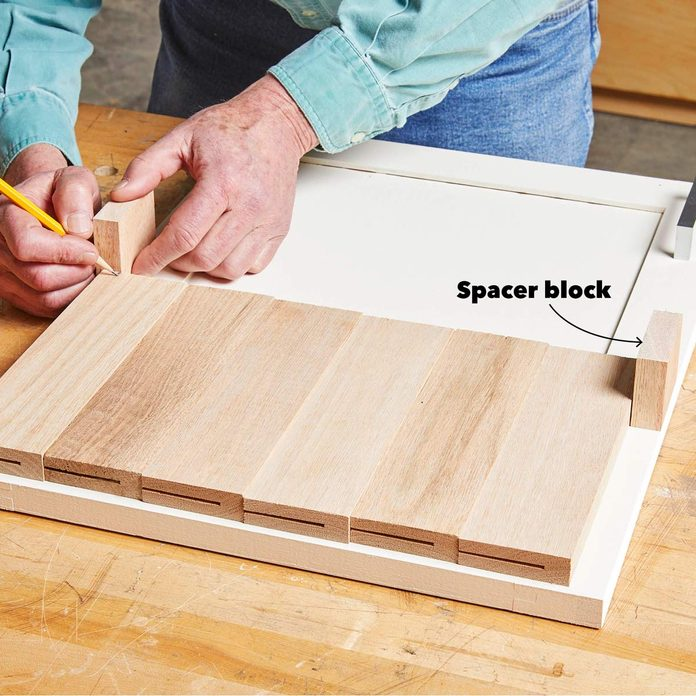 Spacer Board