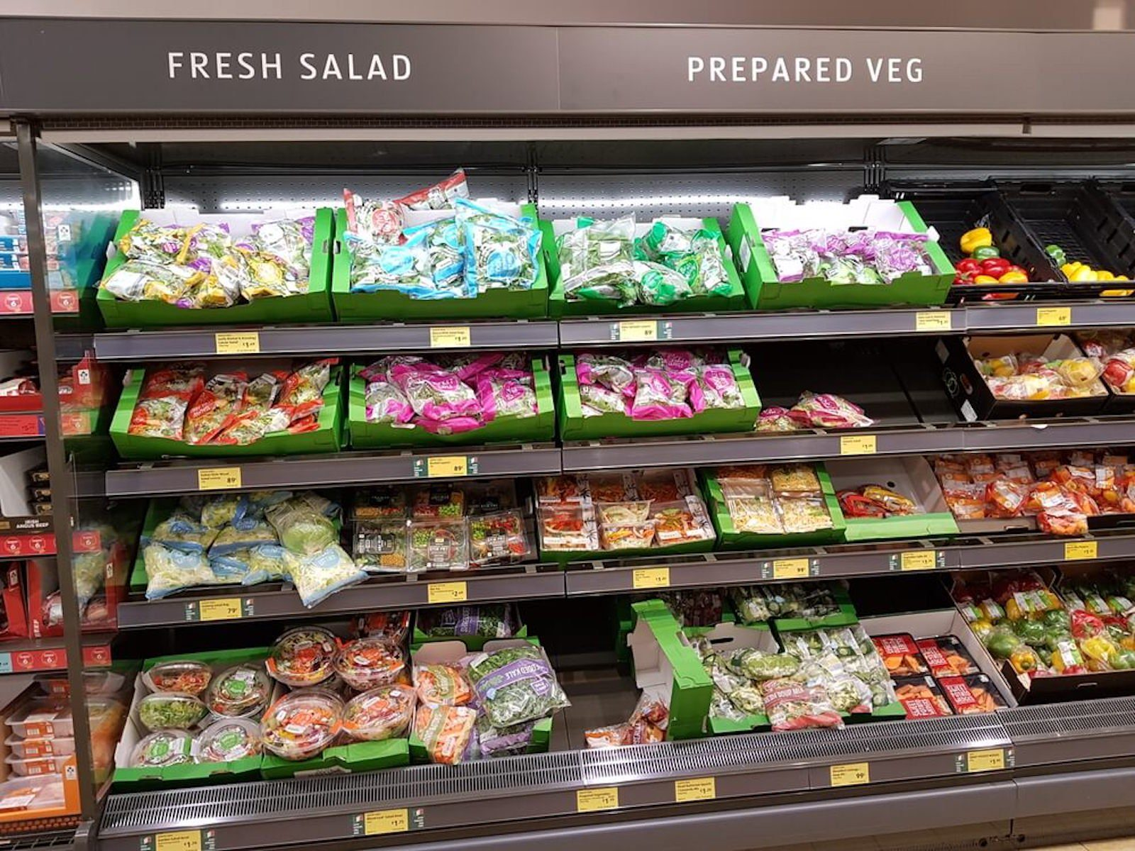 produce at aldi grocery