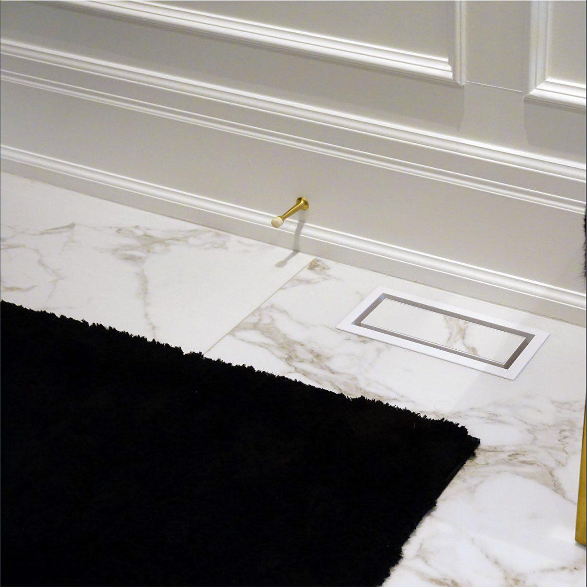 Aria hidden low-profile floor vents | Construction Pro Tips