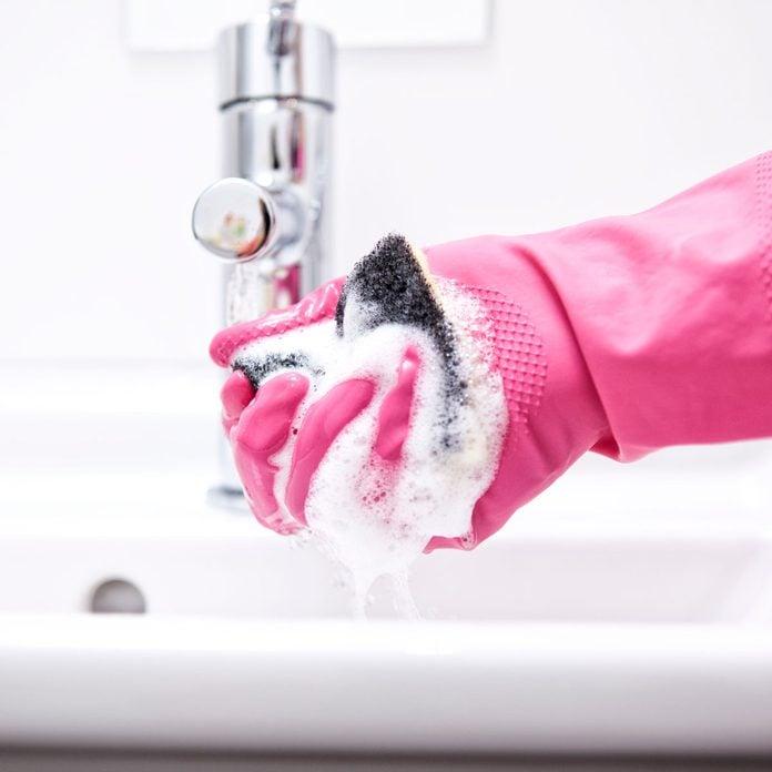 Bathroom Sponge
