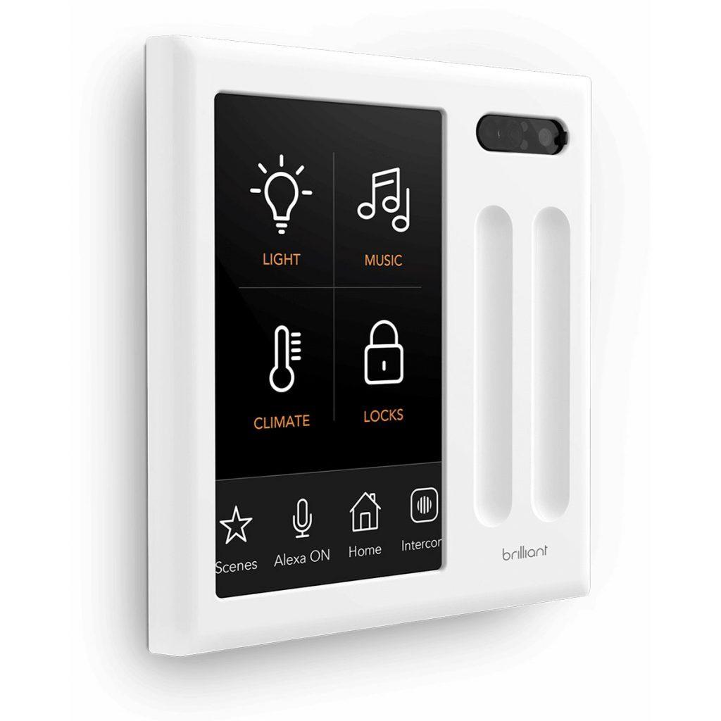 Brilliant Smart Home Control Center | Construction Pro Tips