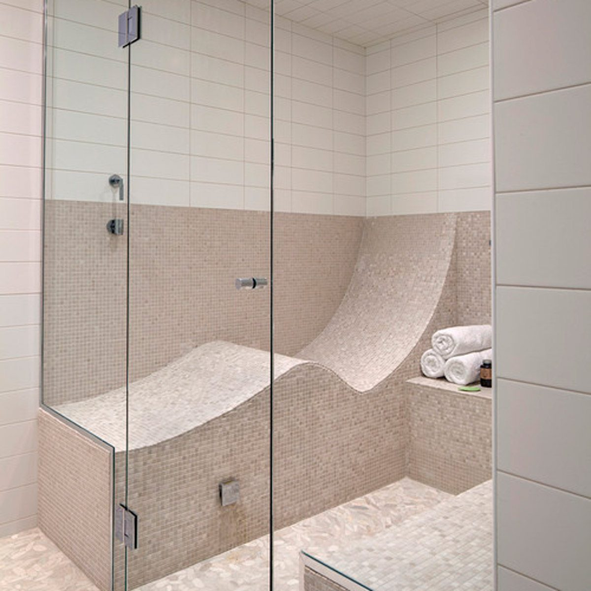 15 Incredible Steam Shower Ideas Family Handyman