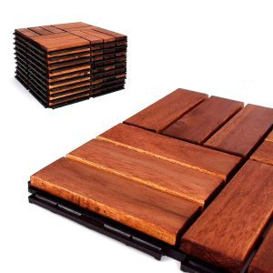 Everything You Need to Know About Wood Deck Tiles