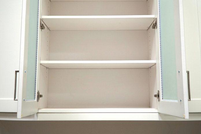 cabinet shelf