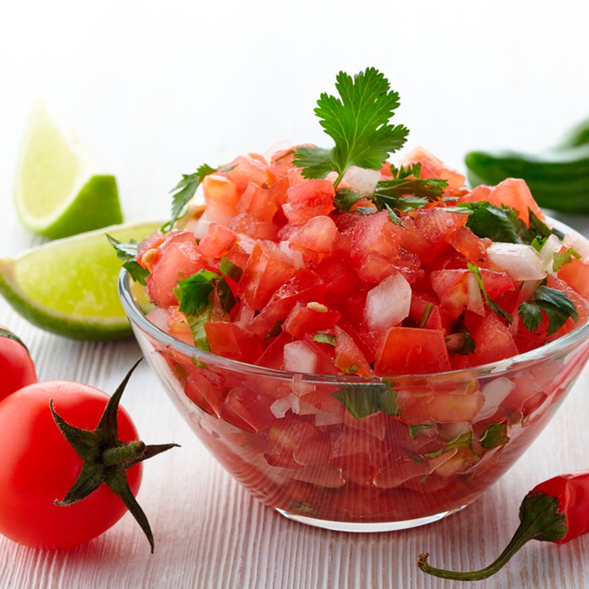 How to Grow a Salsa Garden
