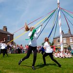 What is a Maypole and Why Do People Dance Around It?