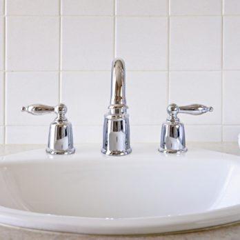 bathroom sink tap