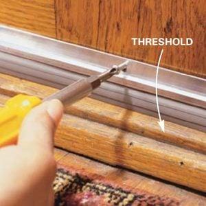 How to Install a Door Sweep