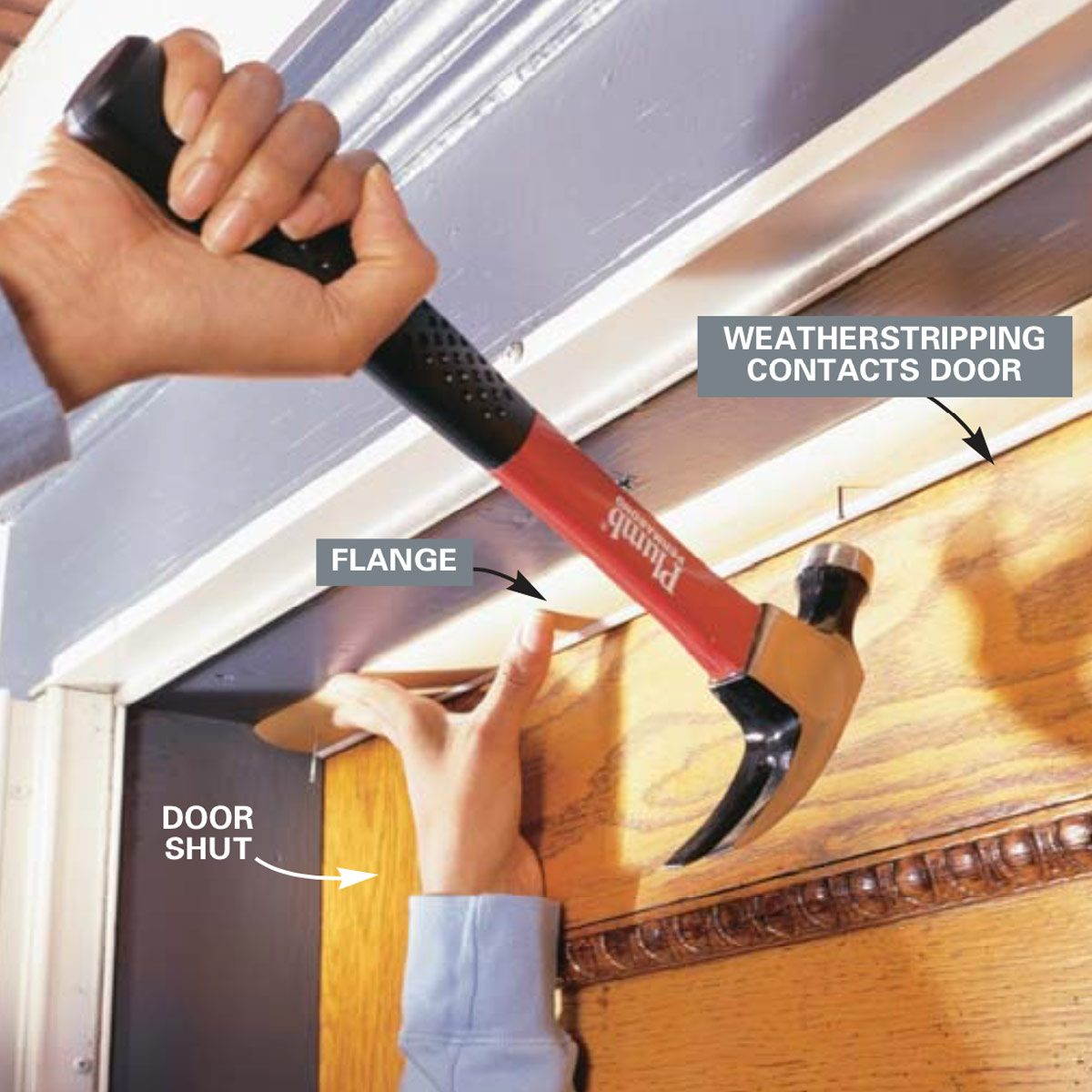 Garage Door Weather Seal Black Vinyl Replacement Strip Bottom 2-Car Floor Gap