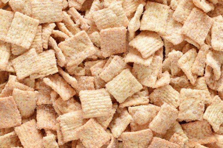 Cinnamon crunched toast muesli with sugar