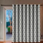 Patio Door Curtain Ideas for Different Needs and Tastes
