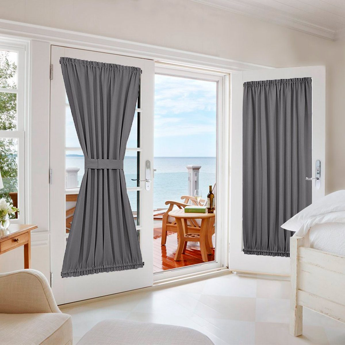 Patio Door Curtain Ideas For Diffe Needs And Tastes