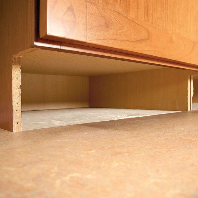 under cabinet drawer