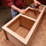 Face Frame Cabinet Building Tips