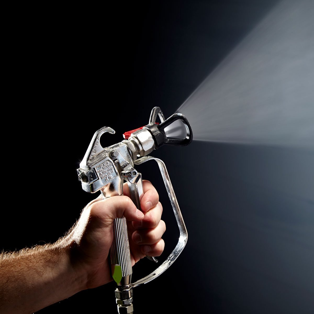 Guide To Exterior Spray Painting Family Handyman