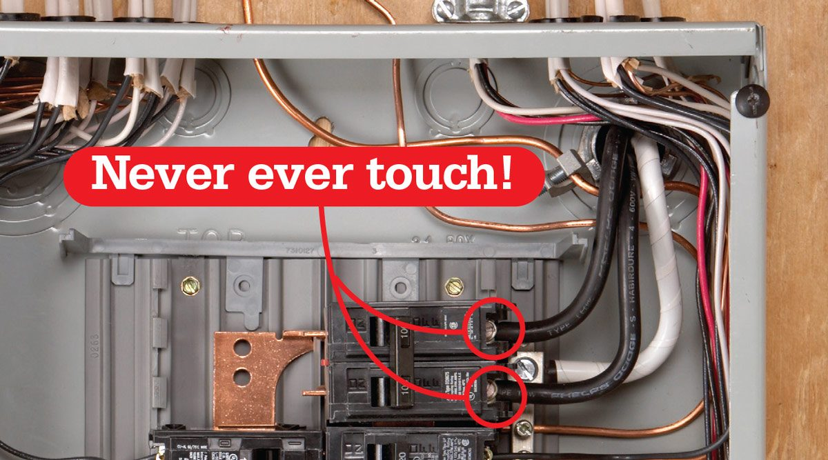 [DIAGRAM_09CH]  Breaker Box Safety: How to Connect a New Circuit | Family Handyman | Home Fuse Box Colors |  | The Family Handyman