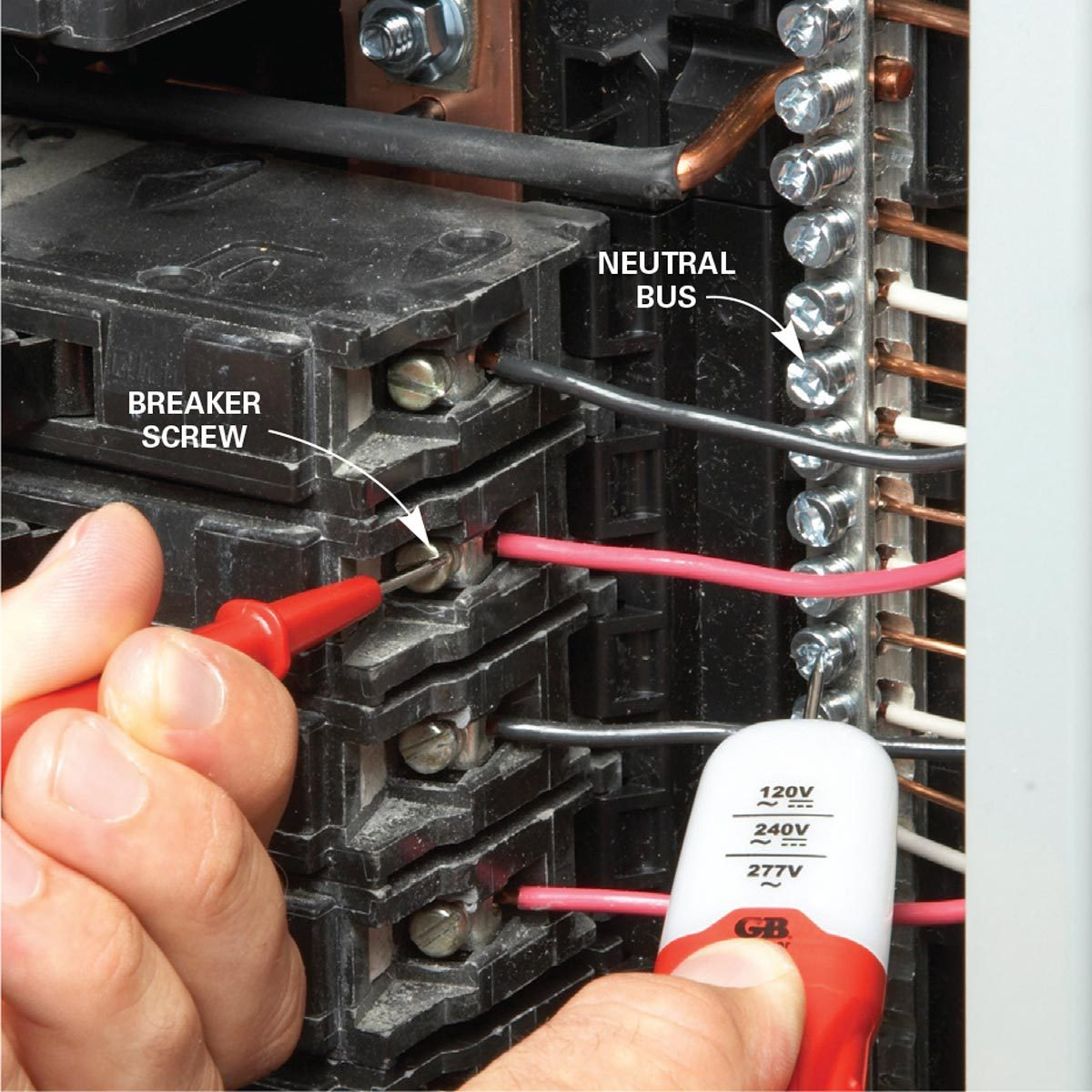 Breaker Box Safety: How to Connect a New Circuit (DIY) | Family HandymanThe Family Handyman