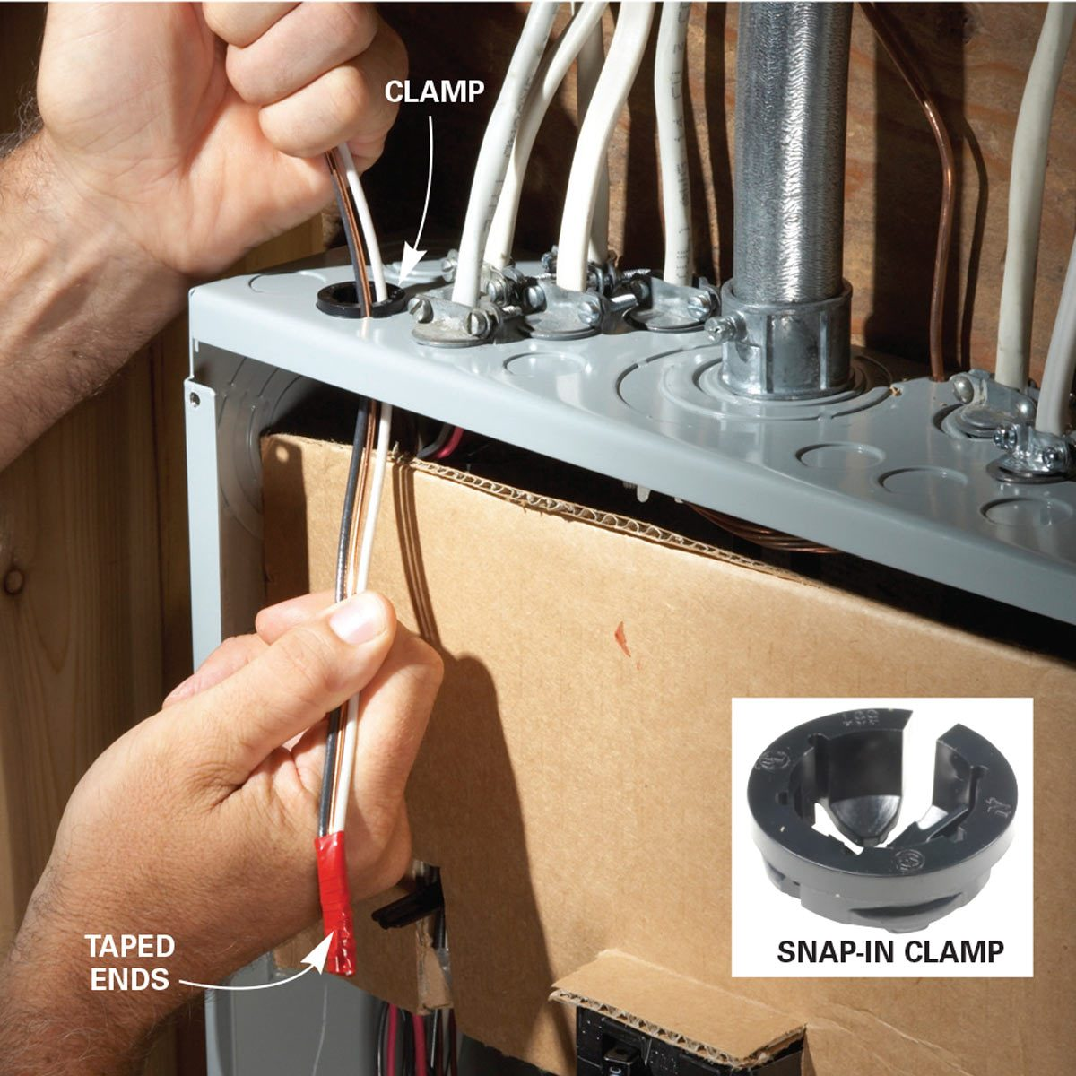 Breaker Box Safety: How to Connect a New Circuit | Family HandymanThe Family Handyman