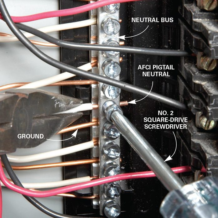 Breaker Box Safety: How to Connect a New Circuit (DIY) | Family Handyman | Add Circuit To Fuse Box |  | The Family Handyman
