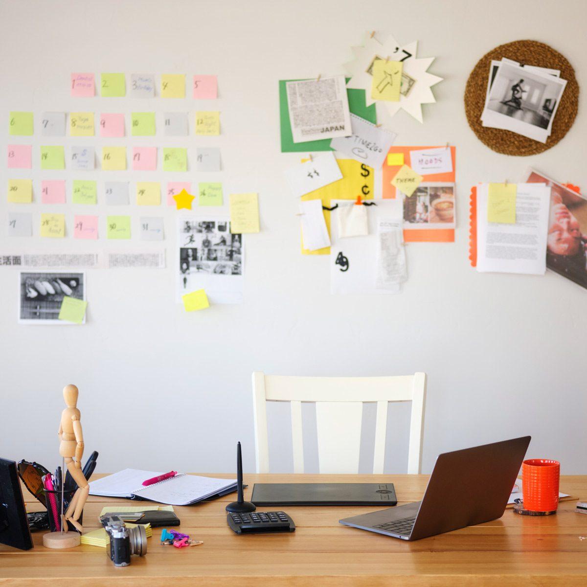 15 Easy Home Office Organization Ideas The Family Handyman