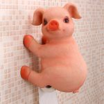 12 Bizarre Toilet Paper Holders