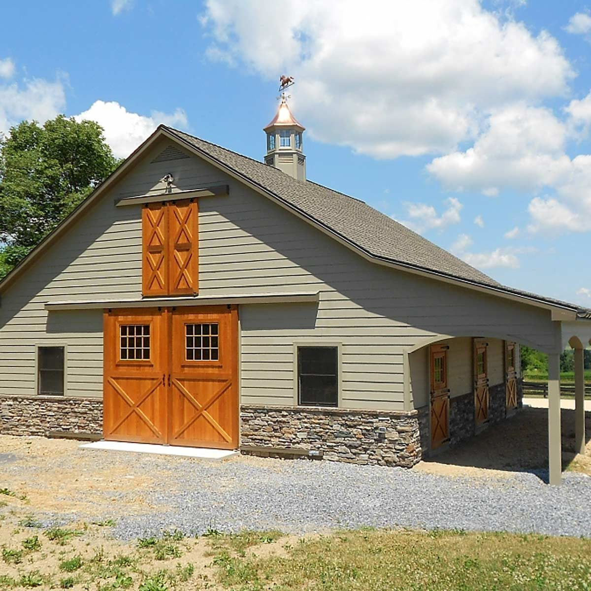 10 Houses with Incredible Stables | Family Handyman