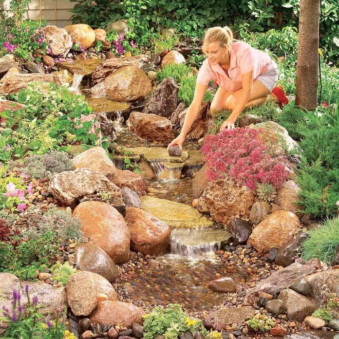 runoff water