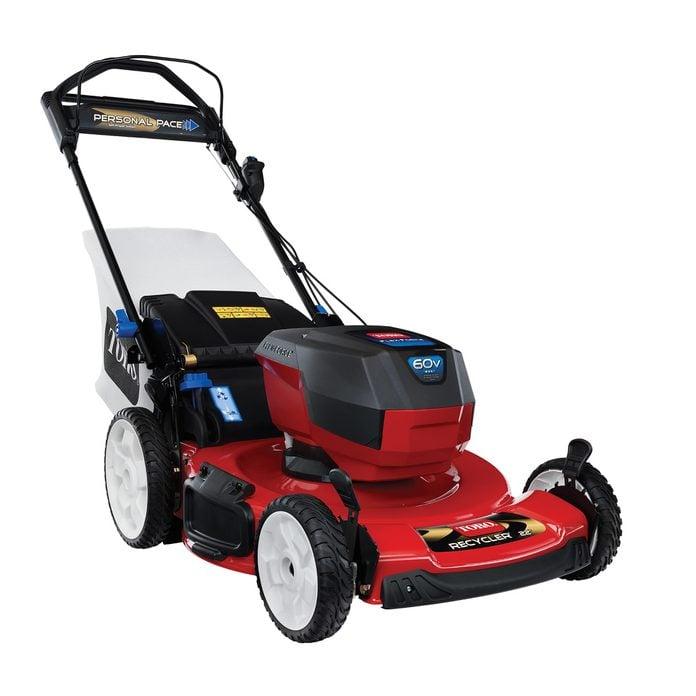 Toro 22-in. 60V 6.0Ah lawn mower