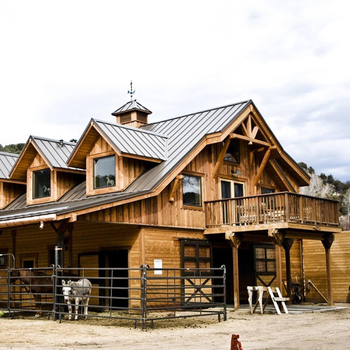 Taos-NM-Barn-Living-Quarters