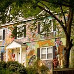 The 10 Most Insanely Painted Houses